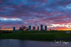 Fort Worth Skyline - Fort Worth, TX